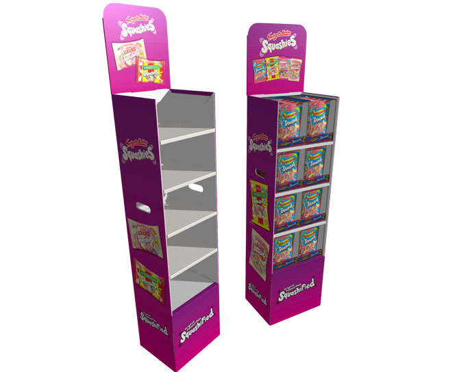 Free Standing Display Unit