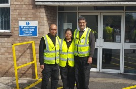 Leicester Long Service - Aug17